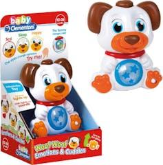 Clementoni Baby Hondje Woof Woof
