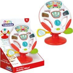 Clementoni Baby Activiteiten Stuur