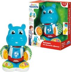 Clementoni Baby Interactief Nijlpaard