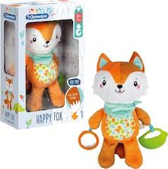 Clementoni Baby Knuffel Happy Fox