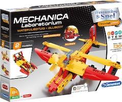 Clementoni Technologic Mechanica Watervliegtuig