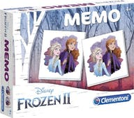 Clementoni Frozen 2 Memo