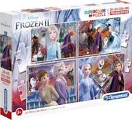 Clementoni Frozen 2 Puzzel 20-60-100-180