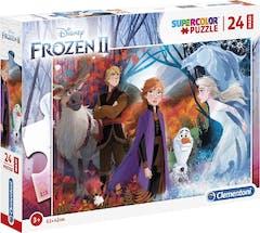 Clementoni Frozen 2 Maxi Puzzel 24st