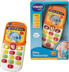 VTech Baby Baby Telefoontje