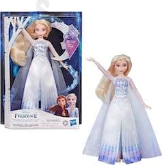 Frozen Zingende Elsa 2