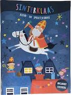 Sinterklaas Kleur- En Spelletjesboek 44blz