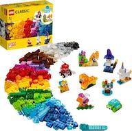 Lego 11013 Classic Creative Transparent Bricks