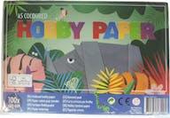 Hobbypapier Gekleurd 100vel A5