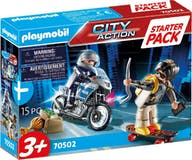 Playmobil 70502 Starterpack Politie Uitbreiding