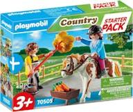 Playmobil 70505 Starterpack Manege Uitbreiding