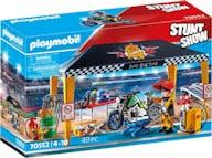 Playmobil 70552 Stuntshow Werkplek Tent
