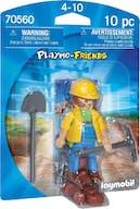 Playmobil 70560 Playmo-Friends Bouwvakker