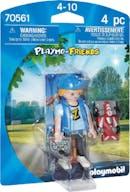 Playmobil 70561 Playmo-Friends Teenie Met RC-Auto
