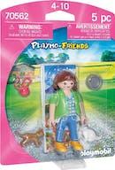 Playmobil 70562 Playmo-Friends Vrouw Met Kittens