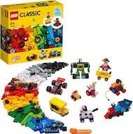 Lego 11014 Classic Bricks And Wheels