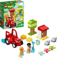 Lego 10950 Duplo Farm Tractor and Animal Care