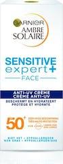 Ambre Solaire Sensitive Expert Face Cream  SPF50+