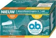 OB Tampons Procomfort Normaal 24 + Super 16 Combi