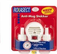 Roxasect Anti-Mug Actieverpakking - 2 navullingen