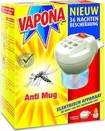 Vapona anti muckenstecker