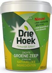 Driehoek Zachte Groene Zeep 900 Gram