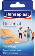 Hansaplast Pleisters Universal - 1m x 6cm
