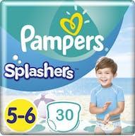 Pampers Splashers Pants Maat 5/6 -30 Zwemluiers