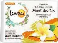Lovea Seife Monoi 2 x 100 Gram