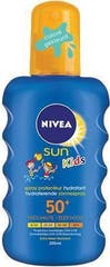 Nivea Sun Spray Kids SPF50+ - Zonnebrand - 200 ml