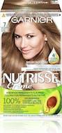 Garnier Nutrisse Permanente Haarkleuring 7 Natuurlijk Blond
