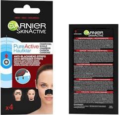 Garnier Skinactive Pure Active Charcoal Nose strips