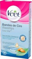 Veet Waxstrips 20 stuks Gevoelige Huid