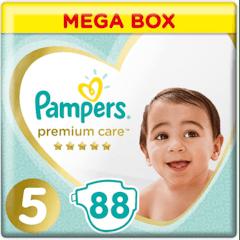 Pampers Premium Care Maat 5 - 88 Luiers