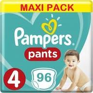 Pampers Pants Maat 4 - 96 Lierbroekjes