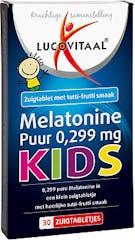 Lucovitaal Melatonine Kids 30 tabletjes