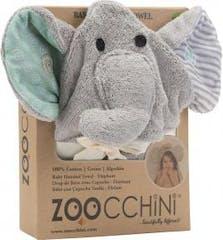 Zoocchini Baby Badcape Olifant