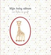 Sophie de Giraf Boek Mijn Baby Album