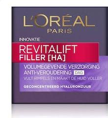 L'Oréal Paris Dagcrème Revitalift Filler50 mlAnti Rimpel
