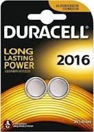 Duracell Electronics 2016 2 Stuks