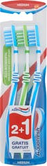 Aquafresh Tandenborstel 3 stuks Flex Interdental Medium