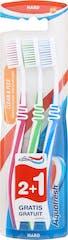 Aquafresh Clean & Flex Tandenborstel 3 stuksHard