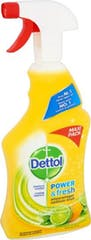 Dettol Spray 750 ml Power & Fresh Lemon
