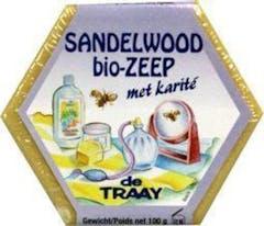 De Traay Bee Honest Bio Zeep 100 gram Sandelwood