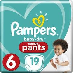 Baby Dry Pants Maat 6 - 19 Luiers