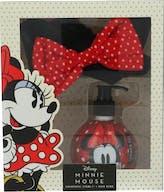 Disney Minnie Mouse Haarband + Douchegel Geschenkset