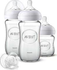 Philips Avent Starterset Glas Natural 0m+