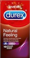Durex Condooms Natural Feeling 10 stuks