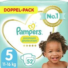 Pampers Premium Protection Große 5 - 52 Windeln