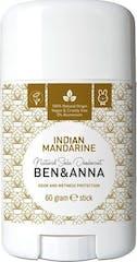 Ben & Anna Deodorant Stick 60 gram Indian Mandarine